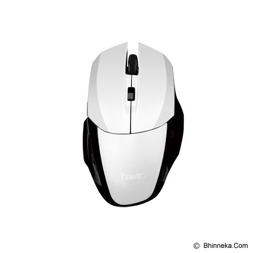HAVIT Gaming Mouse [HV-MS687] - White - Gaming Mouse